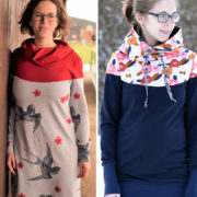 "Kleid, Pullover & Shirt ""Edda"""