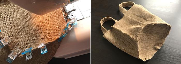 Nähanleitung: Aufbewahrungsbox für Holz- und Naturspielzeug