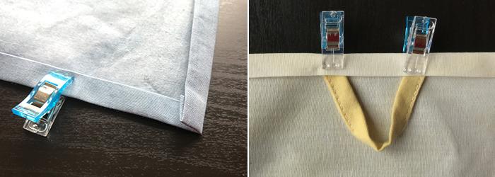 Nähanleitung: Geschirrhandtücher im Patchwork-Look nähen